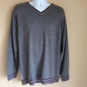 New Robert Graham sweater super soft men's 3XL
